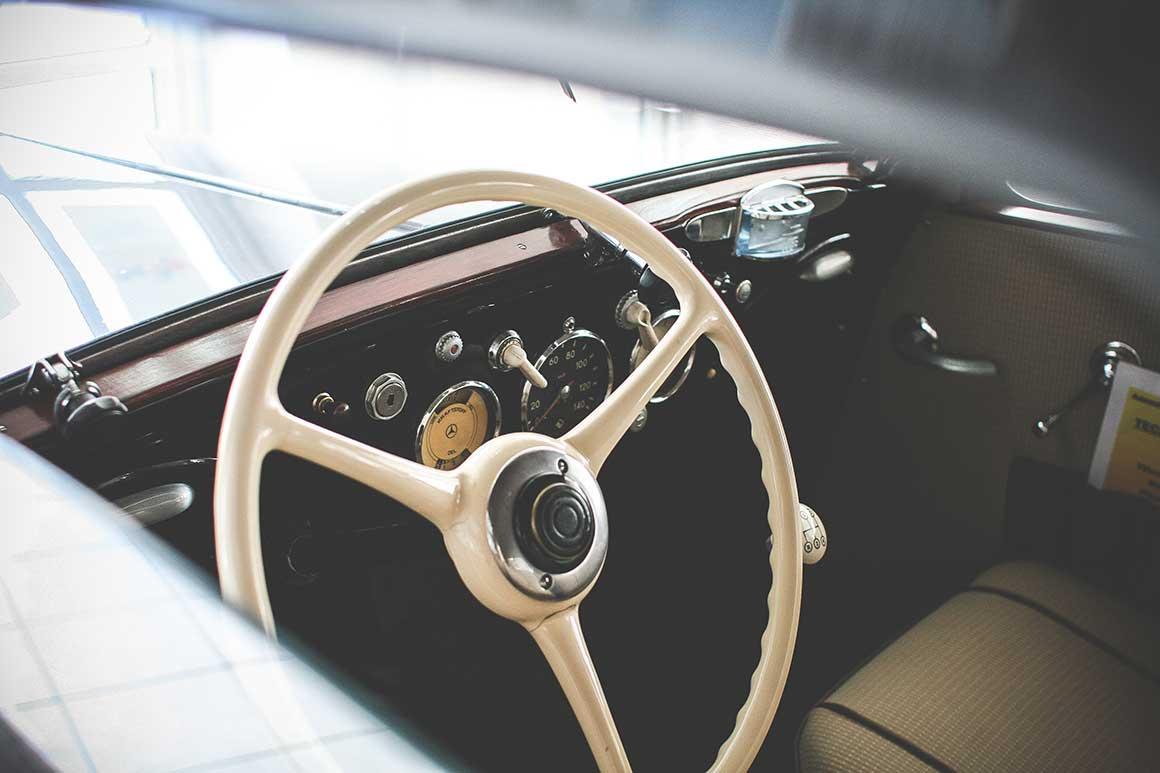 After Steering Wheel
