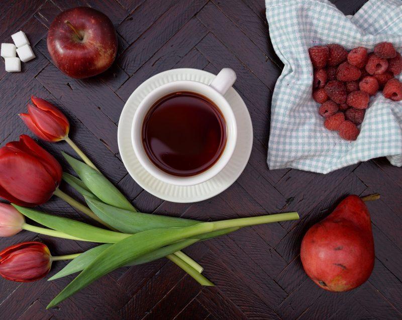 Fruits Tea