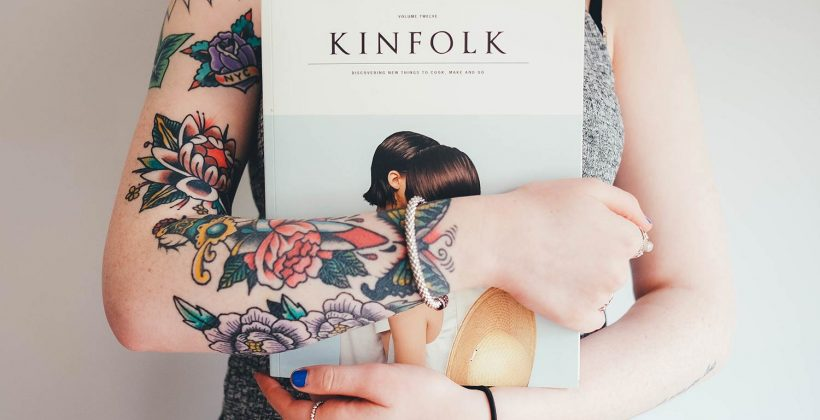 Kinfolk Magazine