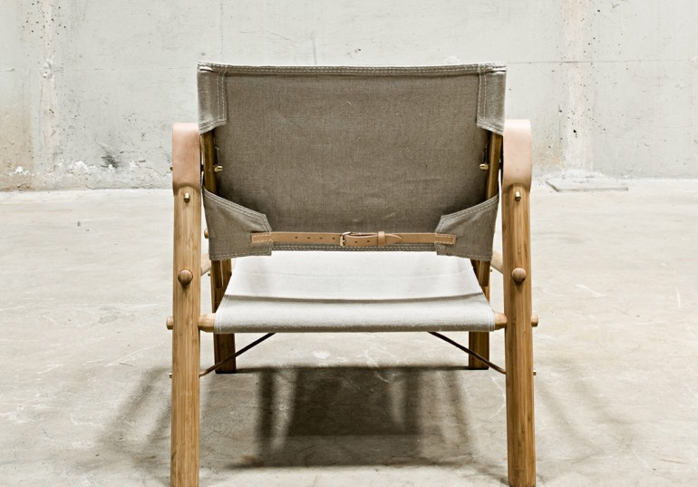 Nomad Chair by Wood