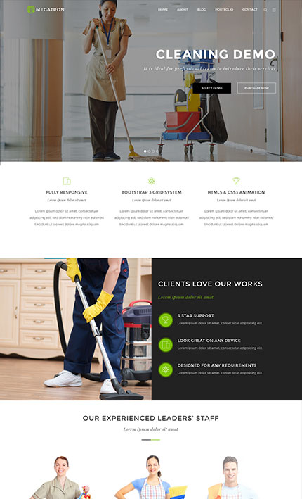 05. CLEANING COMPANY