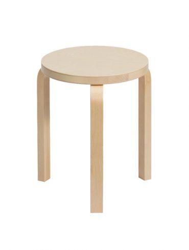 Armchair white/oak